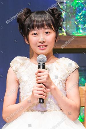 Stock Photo of Miyu Honda