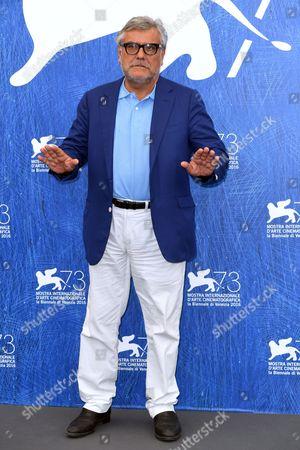 Editorial image of Jury Photocall, 73rd Venice Film Festival, Italy - 31 Aug 2016
