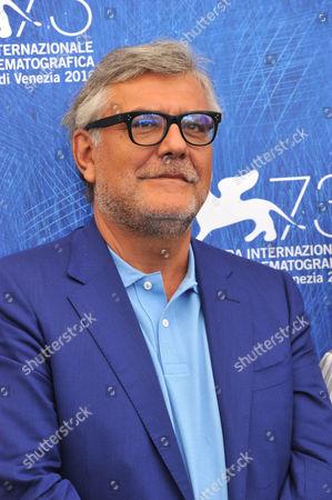 Stock Image of Giancarlo De Cataldo