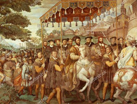 Aa Renaissance Painting Stockfotos Redaktionelle Bilder Und