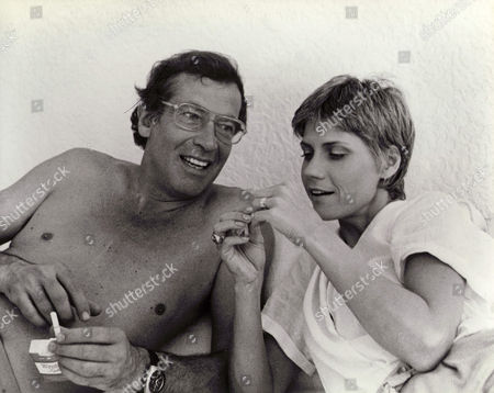 Stock Photo of Roger Vadim, Cindy Pickett