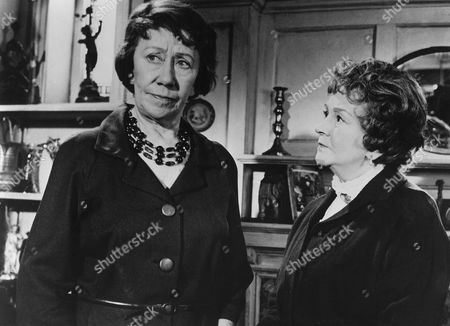 (Dame) Flora Robson, Beryl Reid