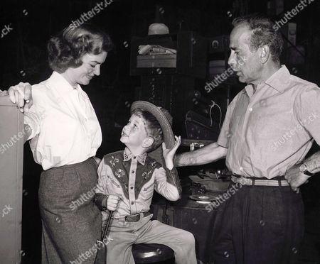 Lauren Bacall, Stephen Bogart, Bogart Humphrey