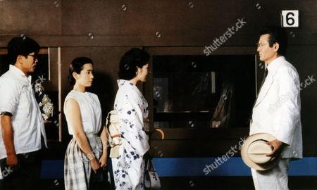 Mitsuru Hirata, Bunta Sugawara, Sayuri Yoshinaga