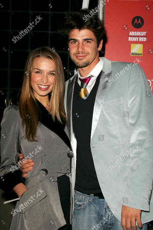 Tahyna Tozzi and Reshad Strik