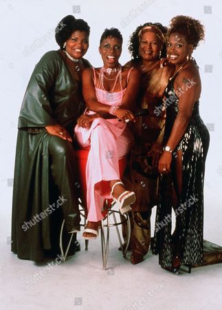 Mo'Nique, Sommore, Laura Hayes, Adele Givens
