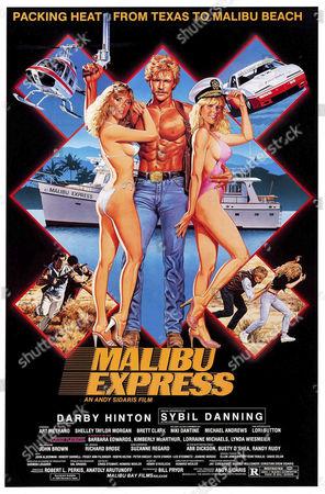 Editorial photo of Malibu Express - 1985