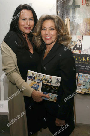 Editorial picture of 'CAPTURED' BOOK LAUNCH AT THE KOPLIN DEL RIO GALLERY, LOS ANGELES, AMERICA - 27 APR 2006