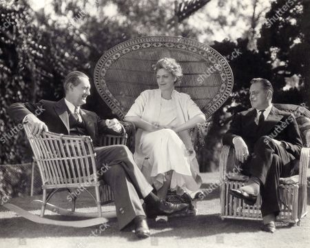 Stock Image of Lionel Barrymore, Ethel Barrymore, John Barrymore