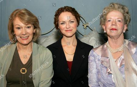 Diane Fletcher, Anna Louise Plowman and Marjorie Yates