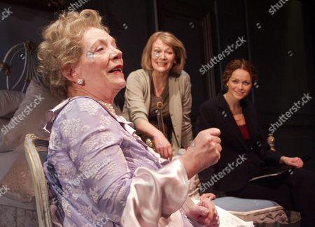 Stock Photo of Marjorie Yates, Diane Fletcher and Anna Louise Plowman