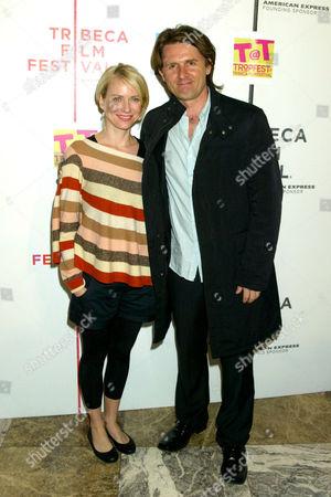 Naomi Watts and John Polson