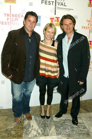 Anthony LaPaglia, Naomi Watts and John Polson