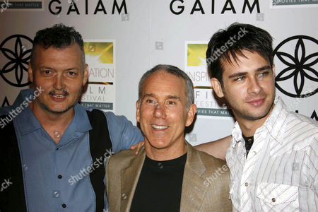 Victor Salva Dan Millman and Scott Mechlowicz