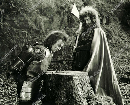 Editorial picture of Sir Gawain and The Green Knight - 1973