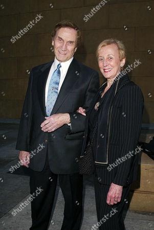 Peter Mark Richman and wife Helen Richman