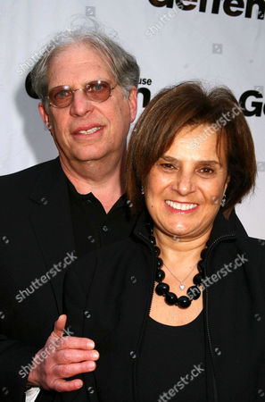 Jonathan Dolgen and wife Susan.