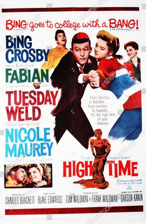 Fabian, Bing Crosby, Tuesday Weld, Nicole Maurey