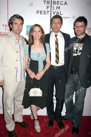 'Pittsburg' Film Premiere - Chris Bradley, Jeff Goldblum, Illeana Douglas and Kyle LaBrache