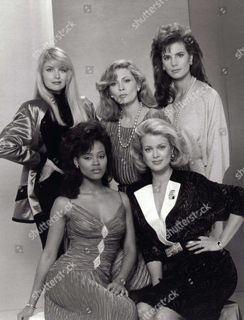 Donna Dixon, Robin Givens, Faye Dunaway, Melody Anderson, Terry Farrell