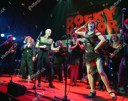 Editorial image of 'THE ROCKY HORROR SHOW'  TRIBUTE AT THE ROYAL COURT THEATRE, LONDON, BRITAIN - 03 MAY 2006