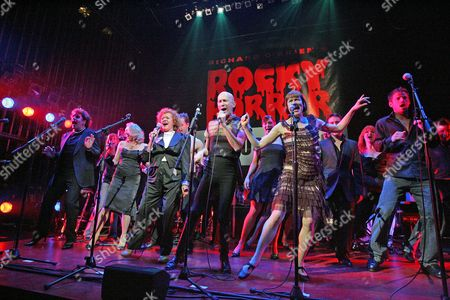 Editorial picture of 'THE ROCKY HORROR SHOW'  TRIBUTE AT THE ROYAL COURT THEATRE, LONDON, BRITAIN - 03 MAY 2006