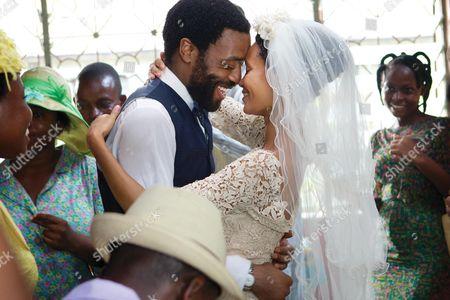 Chiwetel Ejiofor, Thandie Newton