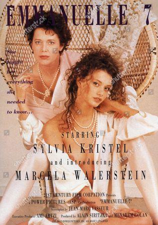 Sylvia Kristel, Marcela Walerstein