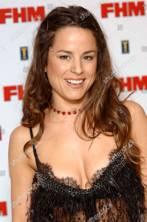 Editorial photo of FHM 100 SEXIEST WOMEN IN THE WORLD AWARDS AT MADAME TUSSAUDS, LONDON, BRITAIN - 03 MAY 2006