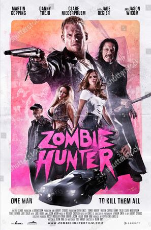 Editorial image of Zombie Hunter - 2013
