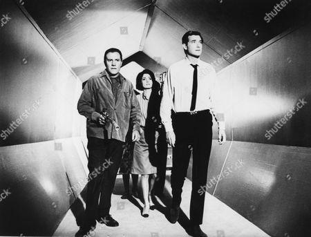 Stanley Meadows, Zena Marshall, Simon Oates
