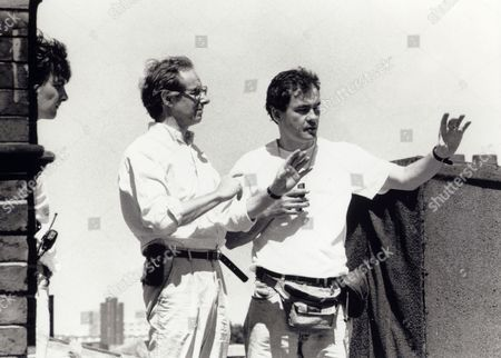 Stock Picture of Ken Loach, Barry Ackroyd