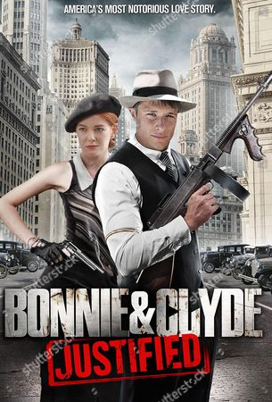 Editorial image of Bonnie & Clyde - Justified - 2013