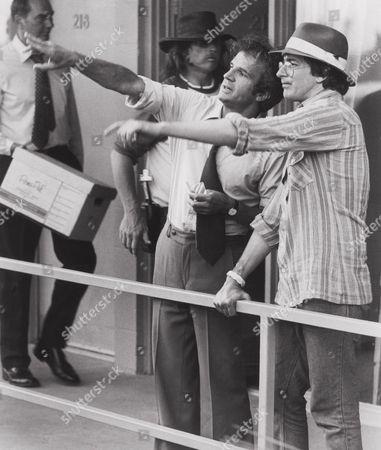 Francois Truffaut, Steven Spielberg