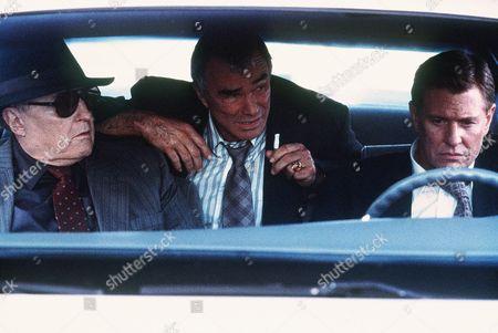 Rod Steiger, Burt Reynolds, Tom Berenger