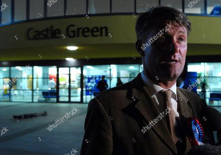 New, British National Party elected councillor, Richard Barnbrook