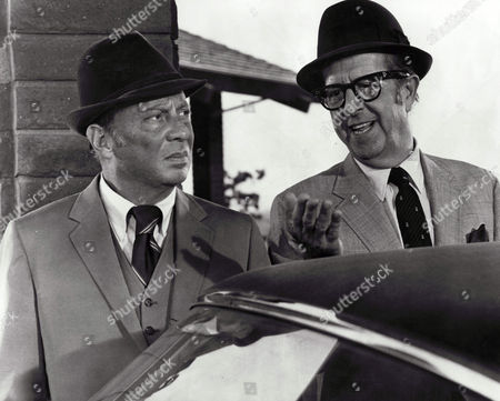 Norman Fell, Phil Silvers