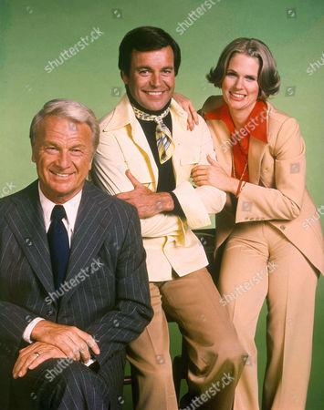 Eddie Albert, Robert Wagner, Sharon Gless