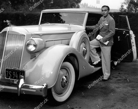 Stock Picture of Charles Boyer