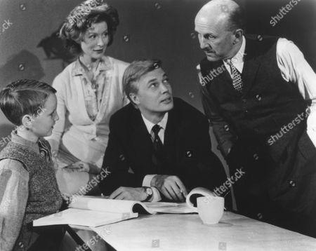 Columba Powell, Moira Shearer, Karl Boehm, Michael Powell