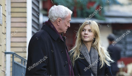 Michael Caine, Clemence Poesy