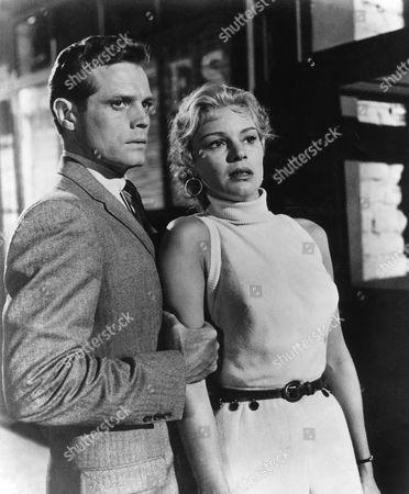 Jack Lord, Betsy Palmer
