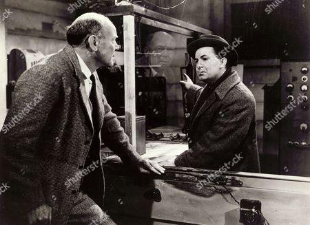 Dean Jagger, Leo McKern