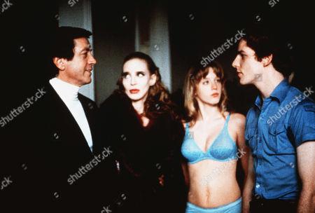 Bernard Giraudeau, Anna (Levine) Thomson, Ludvine Sagner, Malik Zidi