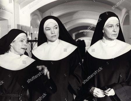 Anne Jackson, Glenda Jackson, Geraldine Page