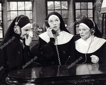 Geraldine Page, Glenda Jackson, Anne Jackson