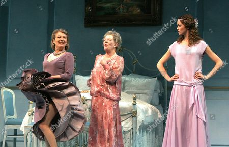 Stock Picture of Diane Fletcher, Marjorie Yates and Anna Louise Plowman