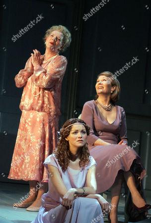 Marjorie Yates, Anna Louise Plowman and Diane Fletcher