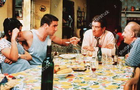 Eric Cantona, Eddy Mitchell, Michel Serrault