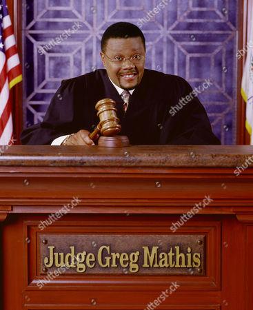 Greg Mathis